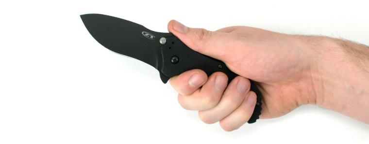 Zero Tolerance Knives Folder. ZT0350