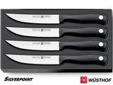 Wüsthof SILVERPOINT Sada 4 nožov steakových