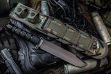 Kizlyar Supreme Survivalist X AUS-8 Gray Titanium