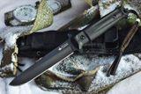 Kizlyar Supreme TridentAUS8 Black Titanium