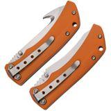 Schrade Orange Linerlock Combo SCHP1085927