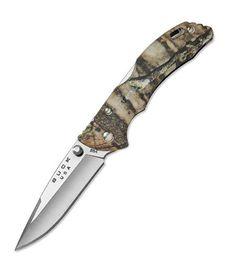 Buck Bantam® Mossy Oak Lockback