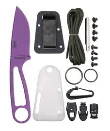ESEE Izula Purple with Kit