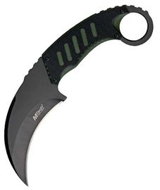 MTech Tactical Karambit Neck Knife MT665BG