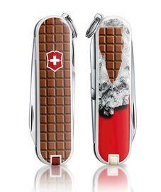Nože Victorinox - Classic Chocolate 0.6223.842