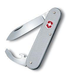 Nože Victorinox - Nôž Victorinox BANTAM Alox 0.2300.26