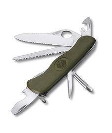Nože Victorinox - Nôž Victorinox BUNDESWEHR 0.8461.MW4DE
