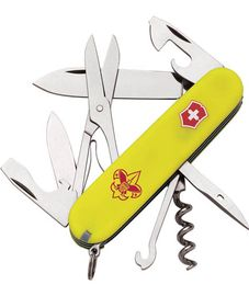 Nože Victorinox - Nôž Victorinox CLIMBER Scout