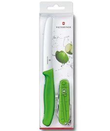 Nože Victorinox - Nôž Victorinox COLOR TWINS 1.8901.L4