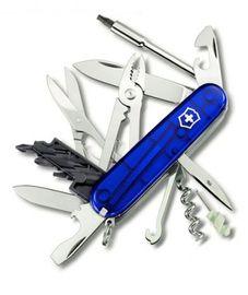 Nože Victorinox - Nôž Victorinox CYBERTOOL 34 1.7725.T2