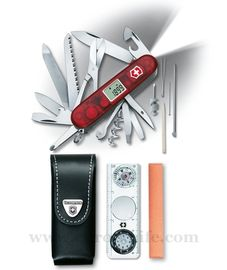Nože Victorinox - Nôž Victorinox Expedition-Kit 1.8741.AVT