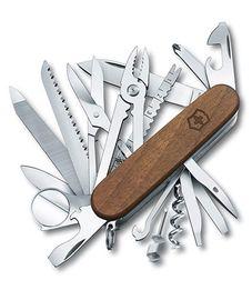 Nože Victorinox - Nôž Victorinox SWISSCHAMP 1.6791.63