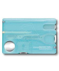 Nože Victorinox - Victorinox SWISS CARD Nailcare 0.7240.T21