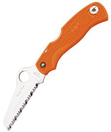 Spyderco Rescue 79mm Orange SC45SOR