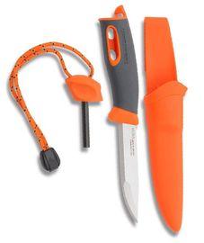 Swedish FireKnife - orange