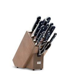 Wüsthof CLASSIC Blok s nožmi - 12 dielov
