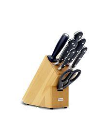 Wüsthof CLASSIC Blok s nožmi - 7 dielov