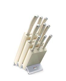 Wüsthof CLASSIC IKON créme Blok s nožmi - 9 dielov