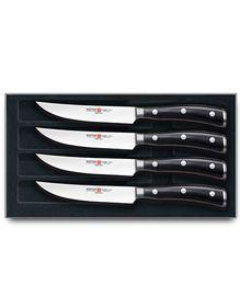 Wüsthof CLASSIC IKON Sada nožov 4 ks steakových