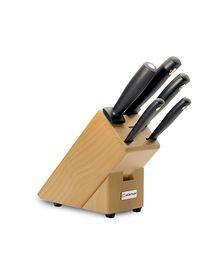 Wüsthof SILVERPOINT Blok s nožmi - 5 dielov