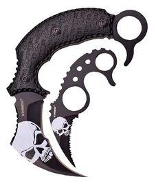 Z-Hunter Karambit Knife Set ZB109BK