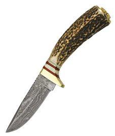 Damascus Whitetail Skinner.