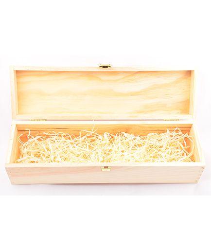 Darčeková krabička drevená
