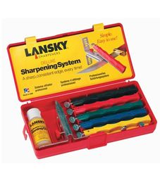 Lansky Deluxe Sharpening System