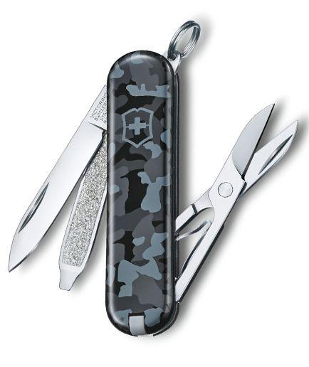 Nože Victorinox - Nôž Victorinox CLASSIC NAVI 0.6223.942