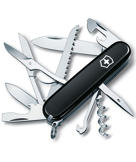 Nože Victorinox - Nôž Victorinox Huntsman 1.3713.3