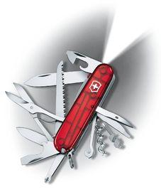 Nože Victorinox - Nôž Victorinox Huntsman Lite 1.7915.T