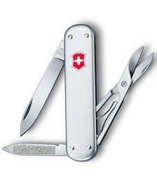 Nože Victorinox - Nôž Victorinox MONEY CLIP, ALOX 0.6540.16