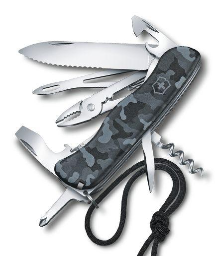 Nože Victorinox - Nôž Victorinox SKIPPER NAVI 0.8593.W942