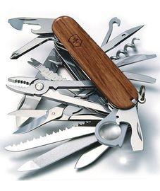 Nože Victorinox - Nôž Victorinox SWISSCHAMP 1.6794.69