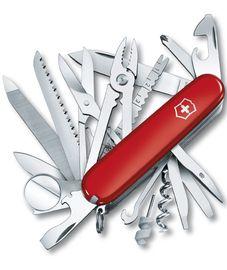 Nože Victorinox - Nôž Victorinox SWISSCHAMP 1.6795