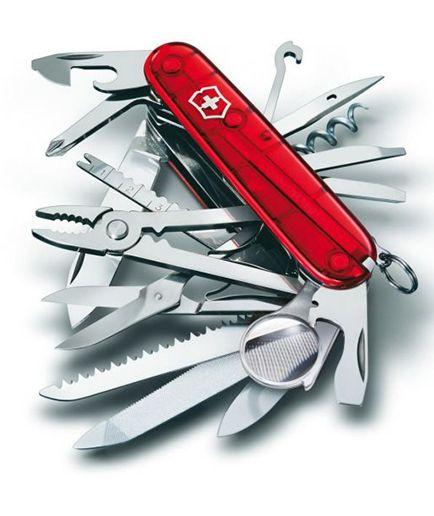 Nože Victorinox - Nôž Victorinox SWISSCHAMP 1.6795.T