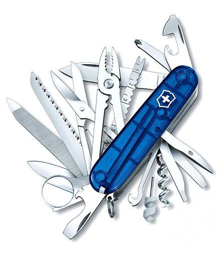 Nože Victorinox - Nôž Victorinox SWISSCHAMP 1.6795.T2