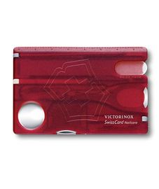 Nože Victorinox - Victorinox SWISS CARD Nailcare 0.7240.T