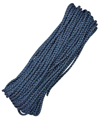 Paracord Blue Speck