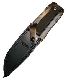 Puzdro kožené pre nôž Fällkniven A1