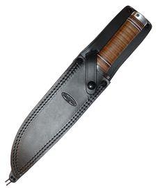 Puzdro kožené pre nôž Fällkniven NL2