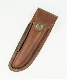 Puzdro kožené pre nože Laguiole