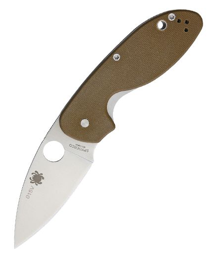 Spyderco Efficient Linerlock Brown SC216GPBN