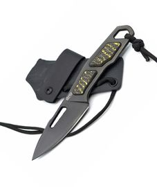TRC Knives Speed Demon DLC CF Kydex