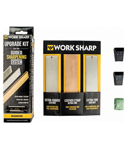 Work Sharp Guided System Upgrade Kit