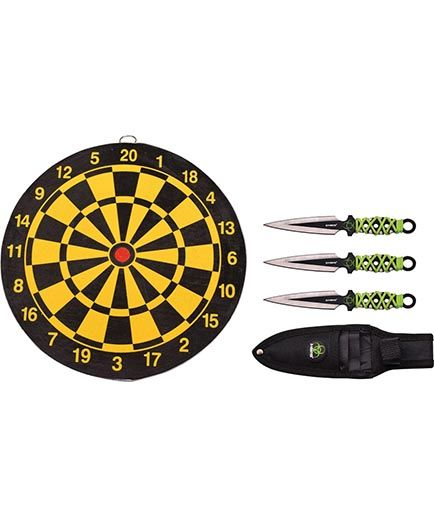 Z-Hunter Three Piece Throwing Knife Set